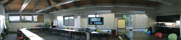 The iRoom at the Innovation Center
