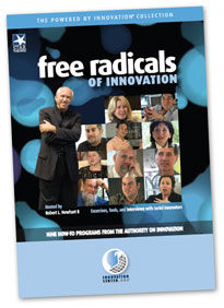 The Free Radicals of Innovation
