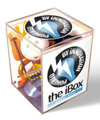 iBoxes® a case of 24 + one iBox FREE!